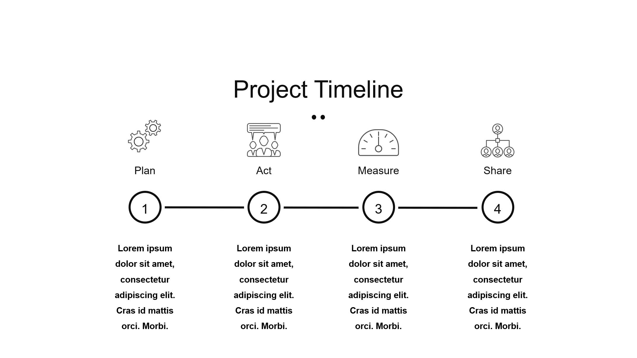 Presentation Roadmap   Maurizio la Cava